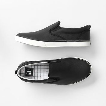 Gap Girls Gapkids X ED Customizable Slip On Sneakers