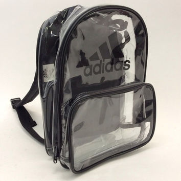 90's Adidas Clear Mini Backpack