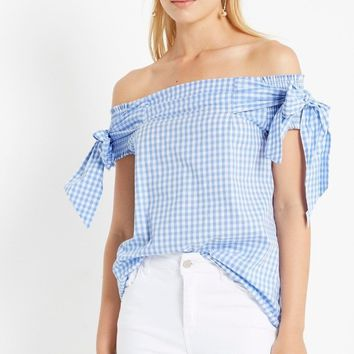 Jamie Off the Shoulder Top