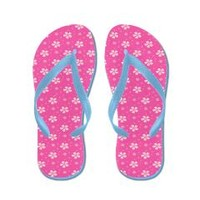 Flowers Flip Flops> LOTS OF FLIP FLOPS> THE AFTERLIFE ONLINE CLOTHING STORE