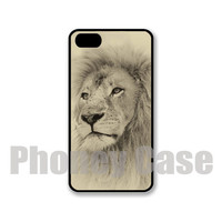 Iphone 4, 4s, 5 or 5s Lion iPhone Case #151