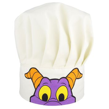 Disney 2017 Epcot Food & Wine Festival Figment Chef Hat New with Tags