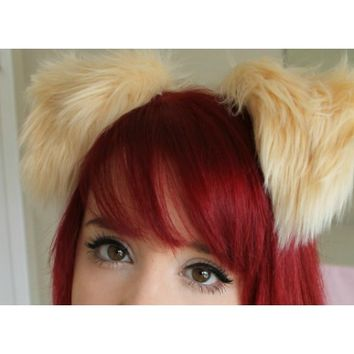 Custom Puppy Ears - Kitten's Playpen