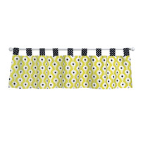 Trend Lab - Waverly Rise And Shine - Window Valance