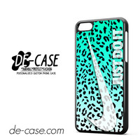 Nike Just Do It Leopard DEAL-7878 Apple Phonecase Cover For Iphone 5C