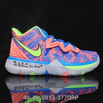 Nike KYRIE 5 EP Fashion Men Casual Sport Basketball Shoes Sneakers 2#