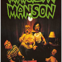 Marilyn Manson American Family Poster 11x17