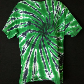 Hand Dyed 2 Color Tie Dye Shirt | Hanes or Gildan | Youth or Adult