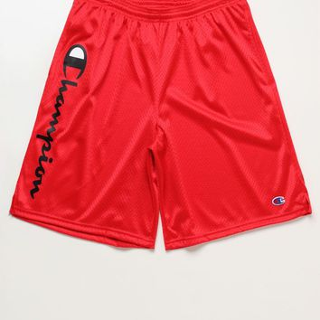 Champion Script Mesh Active Shorts at PacSun.com