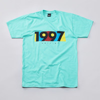 Flatspot - Only NY Bauhaus T Shirt Mint