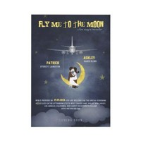 Fly Me to The Moon 2 - Movie Poster -  Wedding Custom Invites from Zazzle.com