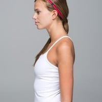 flow into crow headband