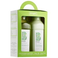 Superfoods Shampoo & Conditioner Hair Pack - Briogeo | Sephora