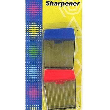 Two-Hole Pencil Sharpener Set ( Case of 96 )