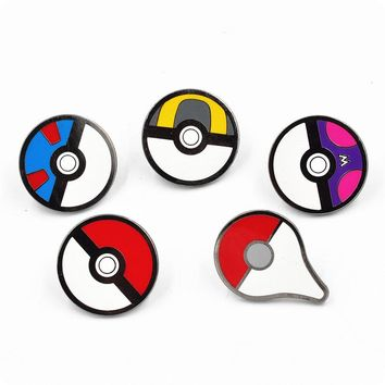 Pokemon Go Enamel Pin Badge