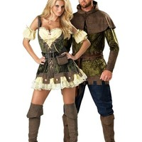 Racy Robin Hood and Edgy Robin Hood Couples Costumes- Party City
