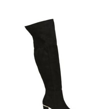 BAILEE METAL INSERT LONG BOOT