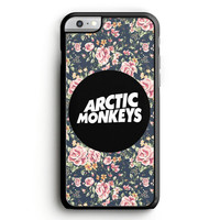 Arctic Monkeys Floral Vintage iPhone 6S Case | Aneend