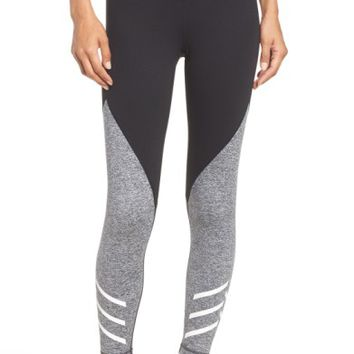Zella Arrow High Waist Midi Leggings | Nordstrom