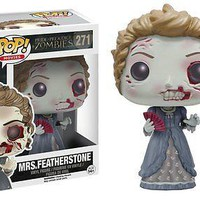 Funko Pop Movies: Pride and Prejudice and Zombies - Featherstone Vinyl Figure