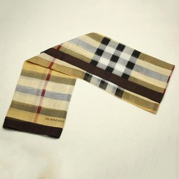 Burberry Woman Fashion Accessories Sunscreen Cape Scarf Scarves