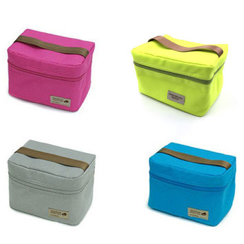 Brand New Thermal Cooler Waterproof Picnic Storage Insulated Lunch Bag Portable Carry Tote High Quality N561