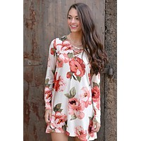 Forever In Love Tunic Dress