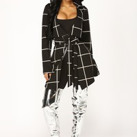 City Babe Jacket - Black