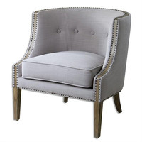 Uttermost Gamila Accent Chair - Uttermost 23220