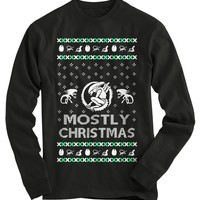 Alien Ugly Christmas Sweater