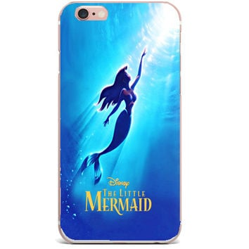 Disney's Little Mermaid Case for Apple iPhone 7