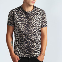 All Over Leopard T Shirt