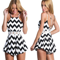 Jazzy Couture Romper