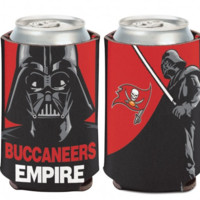 NFL Tampa Bay Buccaneers Darth Vader Can Coozie