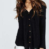 Southern Comfort Top - Black