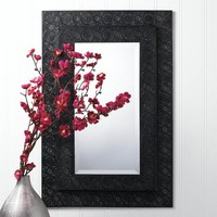 Moroccan Style Rectangular Wall Mirror