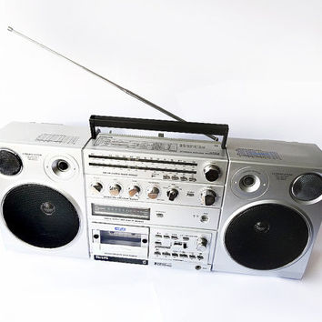 Best cassette boombox products on wanelo - Ghetto blaster philips ...