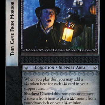 Lord of the Rings TCG - They Came From Mordor - Bloodlines