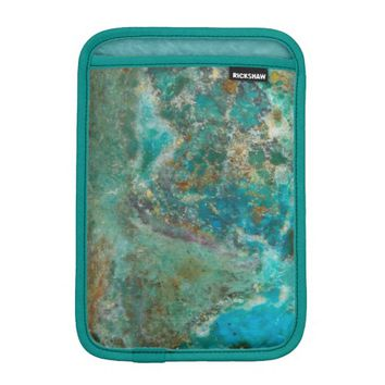 Blue Stone Sleeve For iPad Mini