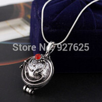 Free Shipping The Vampire Diaries Elena Gilbert Necklace vintage jewelry alloy Valentine verbena #3025 P1