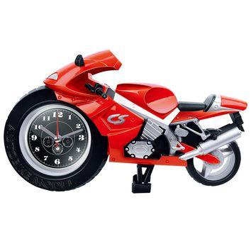 2016 Creative Motorcycle Model Crafts Playmobile Gifts for Friends Kids Toy 20Cm