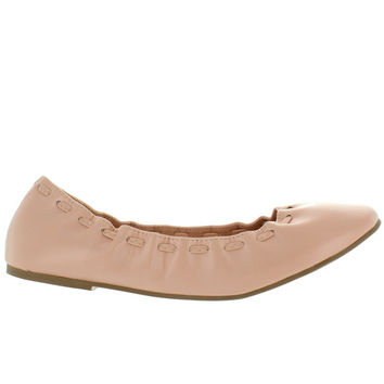 Wanted Genesis - Natural Elasticized Ballet Flat