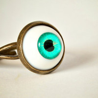 THE ORIGINAL - Evil Eye Ball Ring
