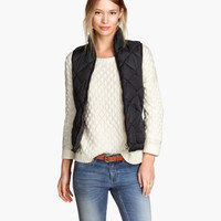 H&M Quilted Vest $34.95