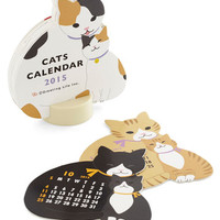 ModCloth Cats Year of the Critter 2015 Calendar in Cats