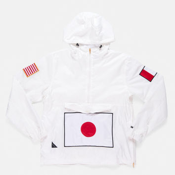 10Deep | Tops | Flags Pullover - Off White