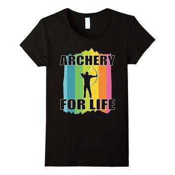 Archery T-shirt - Gift For Archery Enthusiasts - Cool Shirt