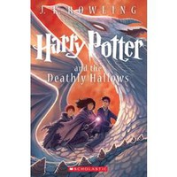 Harry Potter and the Deathly Hallows ( Harry Potter) (Reprint) (Paperback)