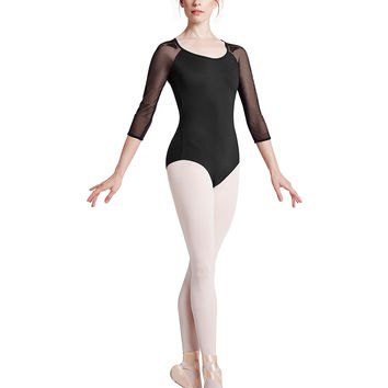 The Mistress Leotard (Black)
