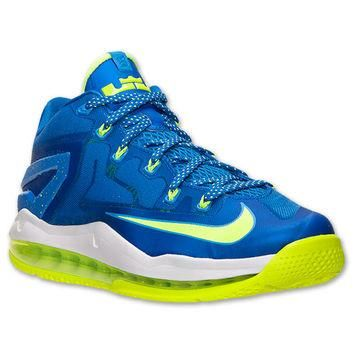 Men's Nike LeBron 11 Low Basketball Shoes